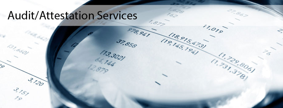 Audit Attestation Services